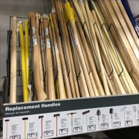 Replacement Hand Tool Handle Dividers