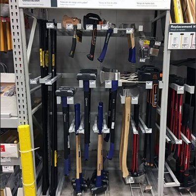 Axe and Hatchet Category Management