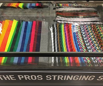 Lacrosse Pros Store-in-Store Stringing Shop
