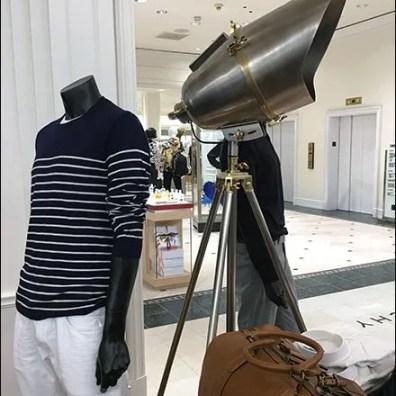 Tripod Spotlight As Theatrical Store Prop