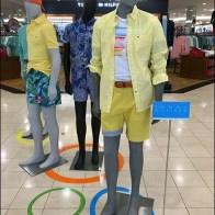 Tommy Hilfiger Summer Display Branding