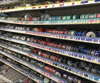 Ribbon Spool Shelf Alignment Failure