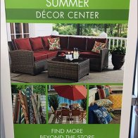 Destination Summer Decor Center Catalog