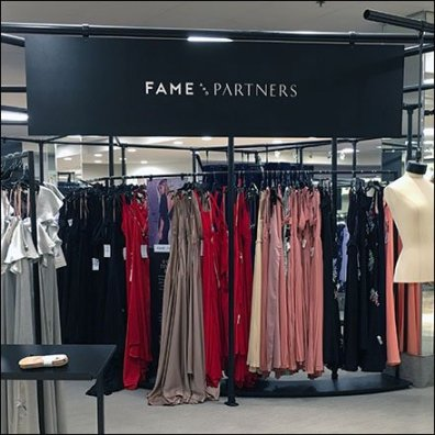 Fame and Partners Overhead Space Frame
