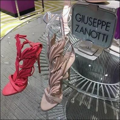 Cruel Stiletto Branding by Giuseppe Zanotti