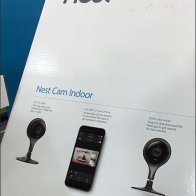 Nest Indoor Cam Pick Card Pallet Display