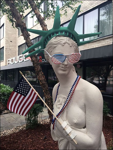 Patriotic Hospitality Retail At The Rouge