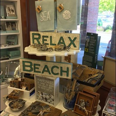 Relaxing Beach Retailing For The Jersey Shore