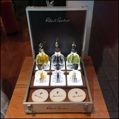 Robert Graham Fragrance Tester Travel Case