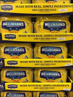 Hellmann's Mayonnaise Truckload Twofer