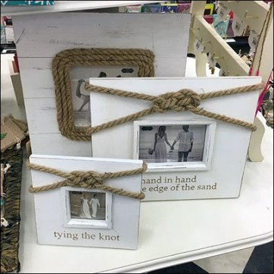 Nautical Knot Rope-Tie Merchandising