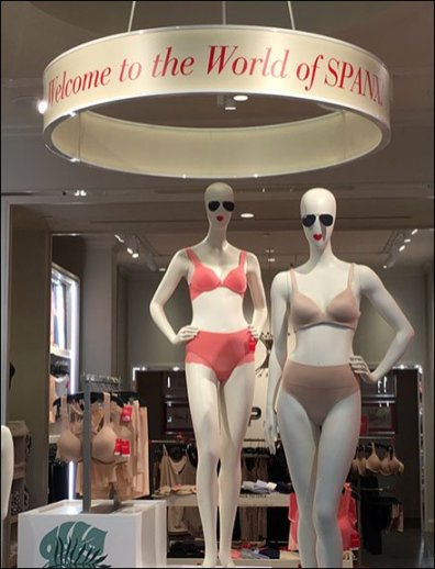 World of Spanx Summer Sunglasses Props