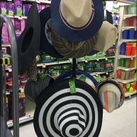 Summer Sun Hat Tree By Leisure Ways