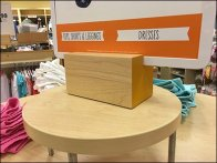 Do-It-Yourself Wood Block Sign Holder Base