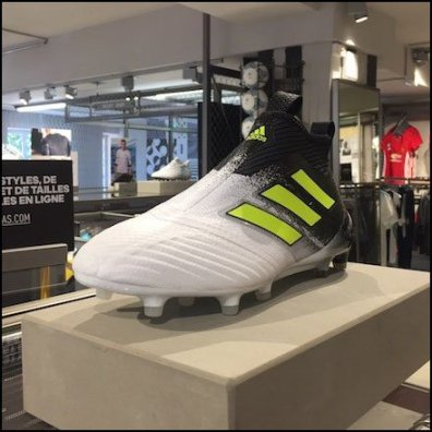 Adidas Stadium Store Design Feature