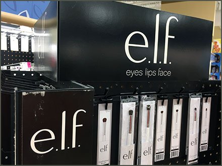 ELF Cosmetics Tower Spinner For Eyes Lips Face