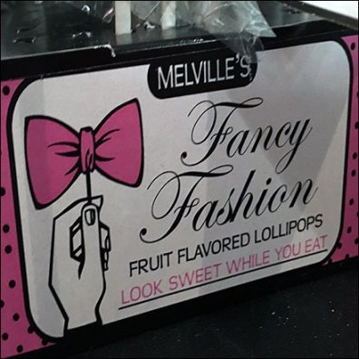Fancy Fashions Lollipops Logo