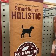 Holistic Pet Treats Category Definition Endcap