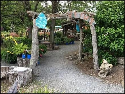 Edward's Garden Center Store Fixtures - Home of The Gnomes Garden Center Branding