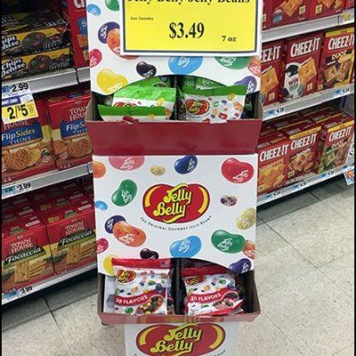 Jelly Belly Jelly Bean Gravity Feed
