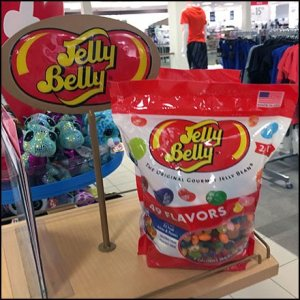 Jelly Belly Jelly Bean Branded Serpentine Tower