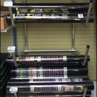 Fabric Roll Arm Outfitting For Garden Center