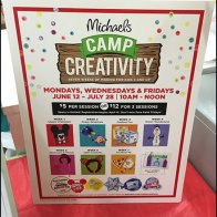 Micahels In-Store Event Promotion Efforts 3