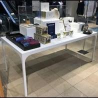 Nordstrom Men's Gifts Trestle Table Display