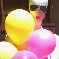 Spanx Mall Concourse Inflatables Outreach