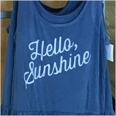 Summer Apparel Tag Lines For Increased Sales
