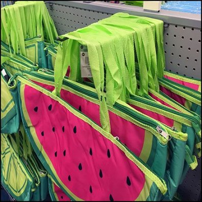 Watermelon Carry Twin Hooked Feature