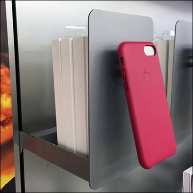 Apple Backstocked Tray for Smartphone Cases
