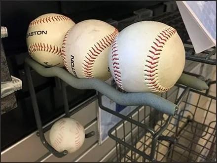 Easton Baseball Utility Hook Undulations