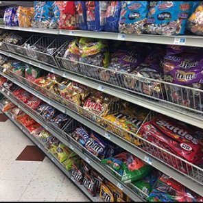 Endless Candy Aisle Endless Basket