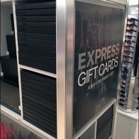 Boxed Gift Card Tower At Express