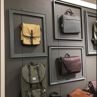Framed Brief Cases, Book bags, and Backpacks