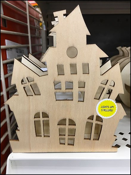 Retailing A Haunted House For Halloween