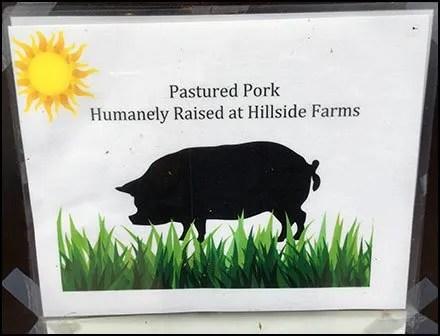Humanely Raised Pastured Pork Promise