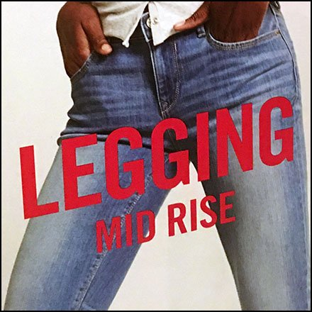 Jean and Legging Style Definition