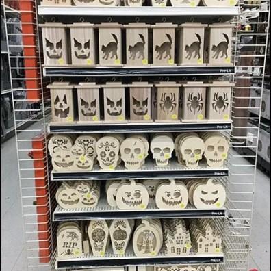 Halloween Endcap Category Definition