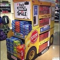 Back-to-School Bus Snack Pack by Nabisco