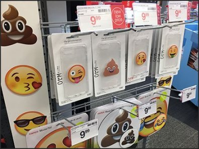 Slatwire Grid Emoji Accessories Merchandising 2