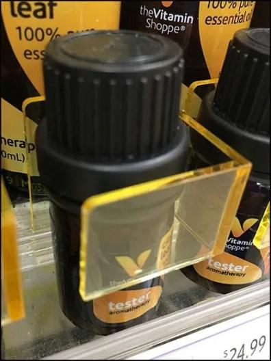 Aromatherapy Tester Holder At Vitamin Shoppe