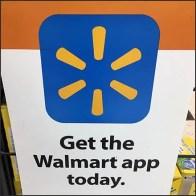 Walmart Online Order Pickup Mobile App Aux