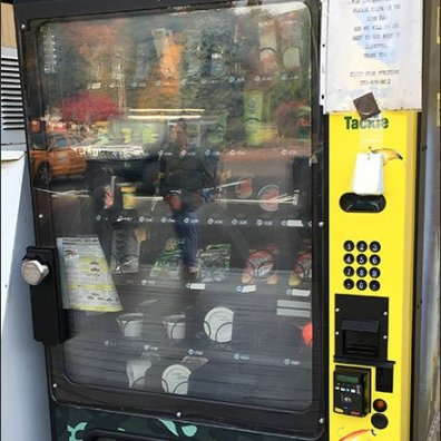 24-Hour Bait and Tackle Vending Machine
