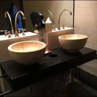 Fogo de Chao Steakhouse Restroom Sinks