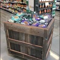 Fat Barn Board Bulk Bin at Whole Foods
