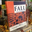 Fall Endcap Merchandising With Dangler Book