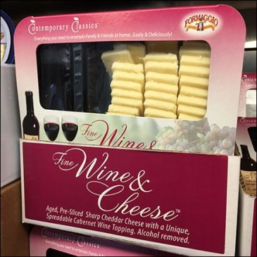 Wine And Cheese Party Two-fer At Costco
