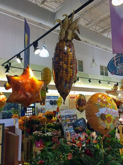 Ear of Corn Inflatable for Autumn